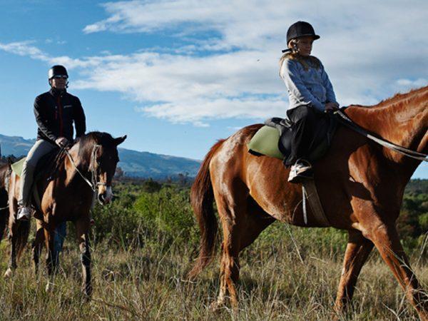 Fairmont Mount Kenya Safari Club Heroes Riding