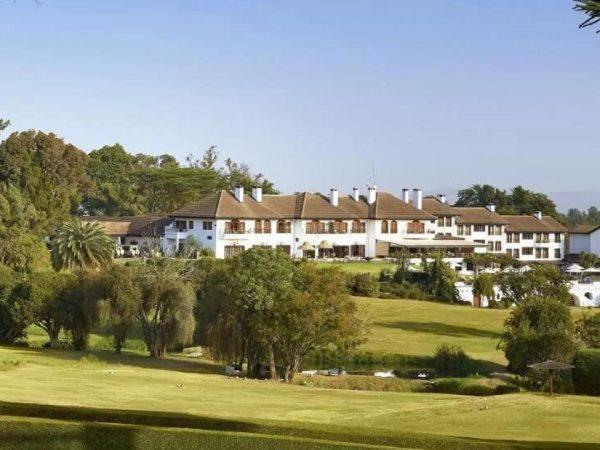 Fairmont Mount Kenya Safari Club Hotel