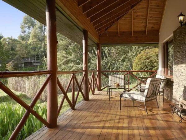 Fairmont Mount Kenya Safari Club Lobby