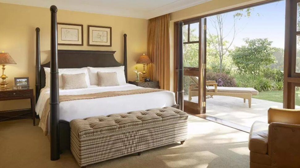 Fairmont Mount Kenya Safari Club Riverside Deluxe Suite