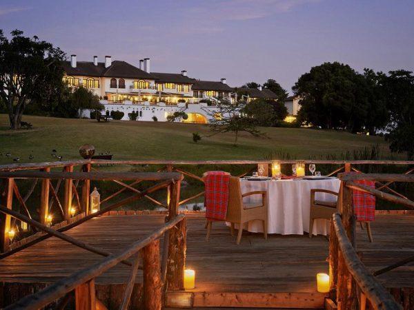 Fairmont Mount Kenya Safari Club Swimming Pool Bar