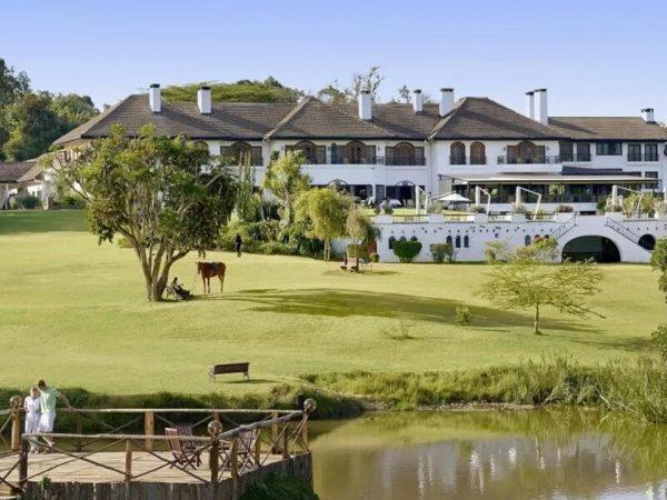 Fairmont Mount Kenya Safari Club View