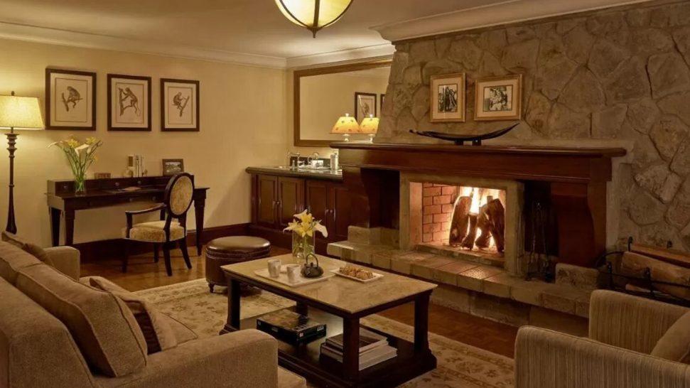 Fairmont Mount Kenya Safari Club William Holden Cottages