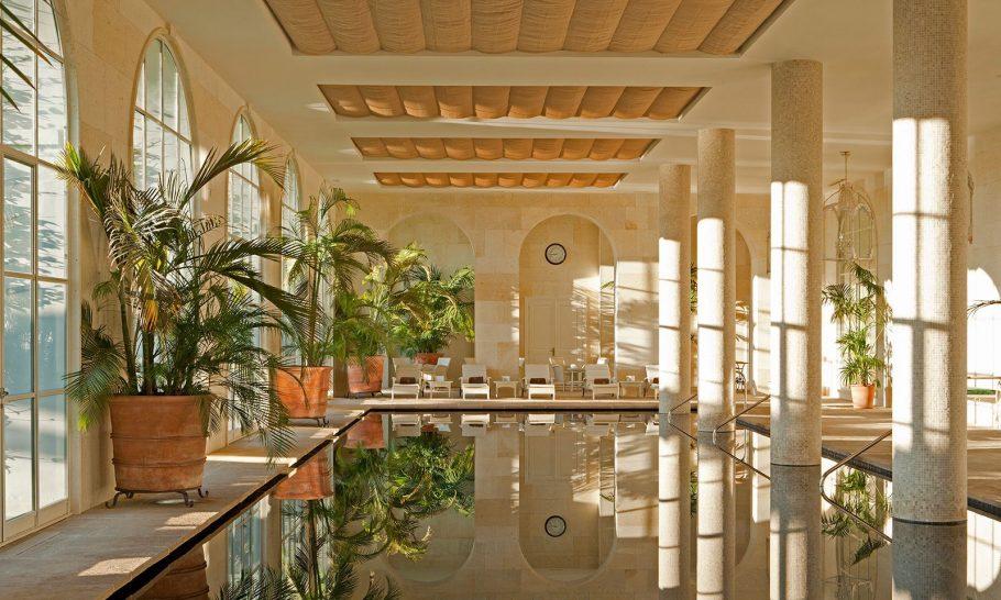 Finca Cortesin Hotel, Golf & Spa pool