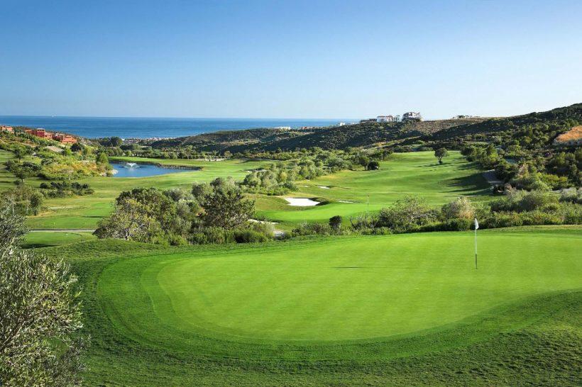 Finca Cortesin Spain golf