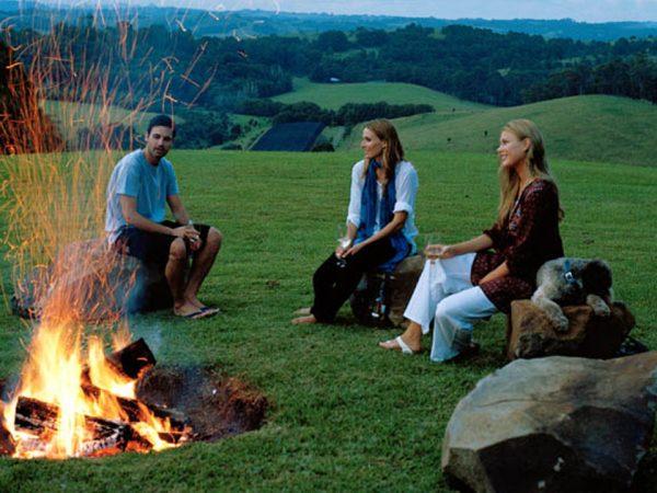 Gaia Retreat and Spa Garden View