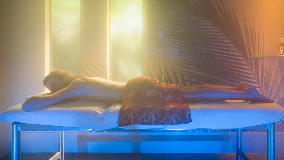 Gaia Retreat and Spa Hotel Spa