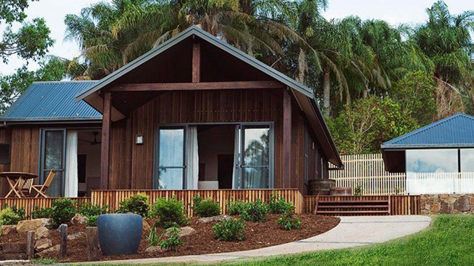 Gaia Retreat and Spa Komala luxe