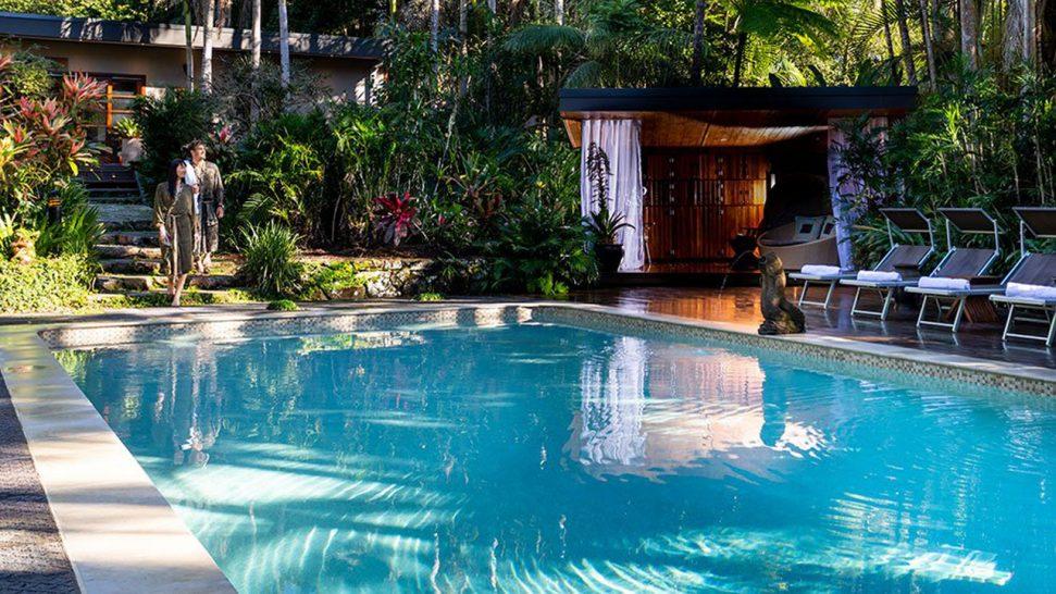 Gaia Retreat and Spa Pool