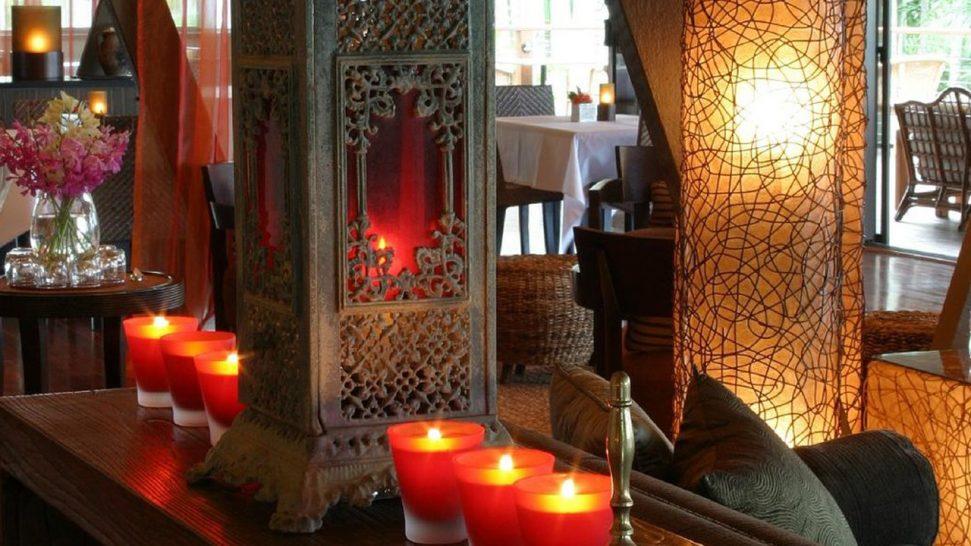Gaia Retreat and Spa Restaurant