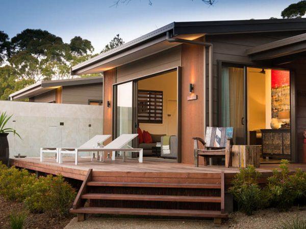 Gaia Retreat and Spa View Exterior