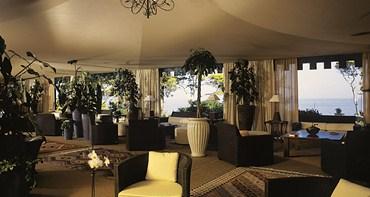 Mezzatorre Hotel and Spa Gazebo Piano Bar