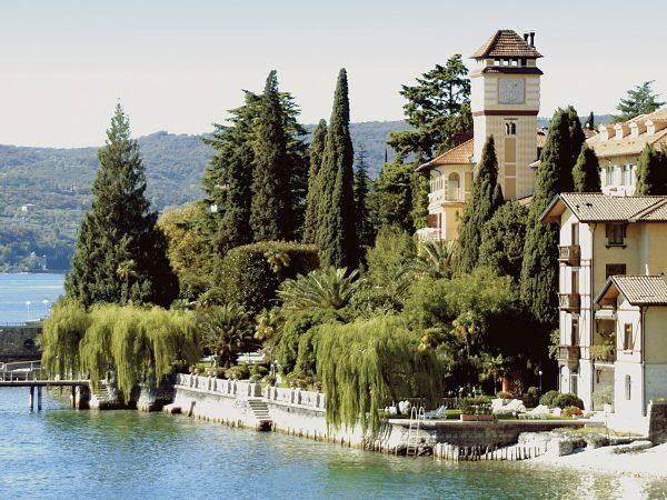 Grand Hotel Fasano Exterior View