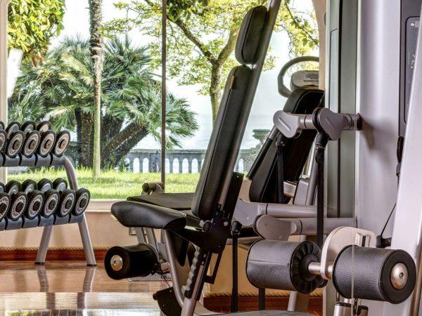 Grand Hotel Fasano Gym
