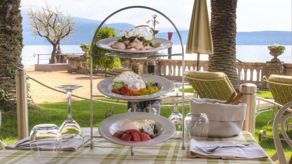 Grand Hotel Fasano Magnolia Restaurant