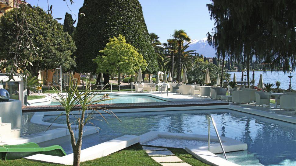 Grand Hotel Fasano Outdoor Pool