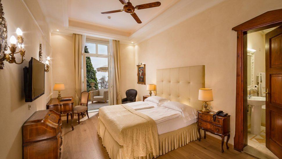 Grand Hotel Fasano camera standard