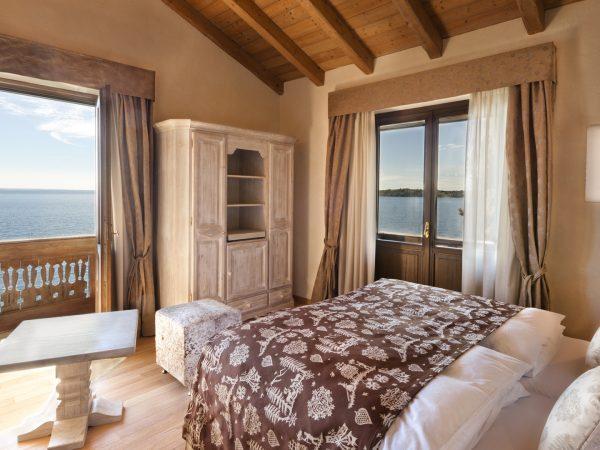 Grand Hotel Fasano camera villa principe