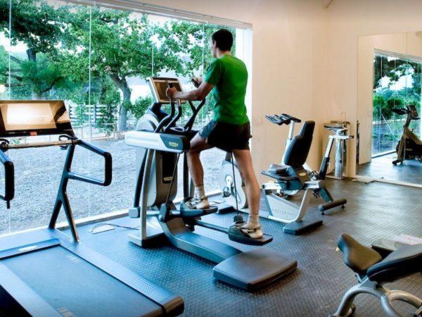 Babylonstoren Gym