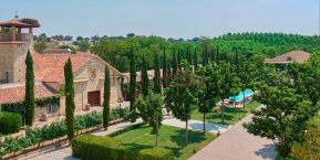 Hacienda Zorita Wine Hotel and Spa