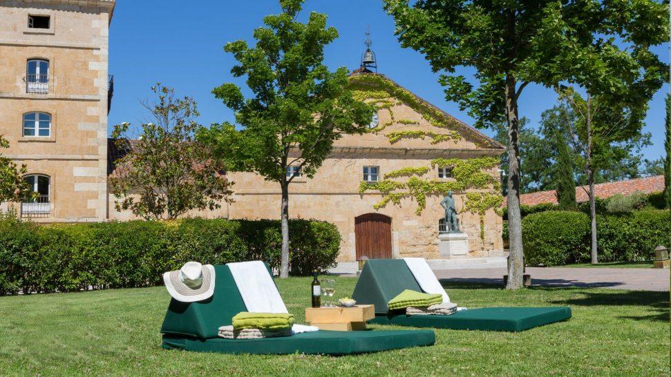Hacienda Zorita Olive Spa