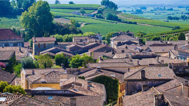 Hostellerie de Plaisance Top View