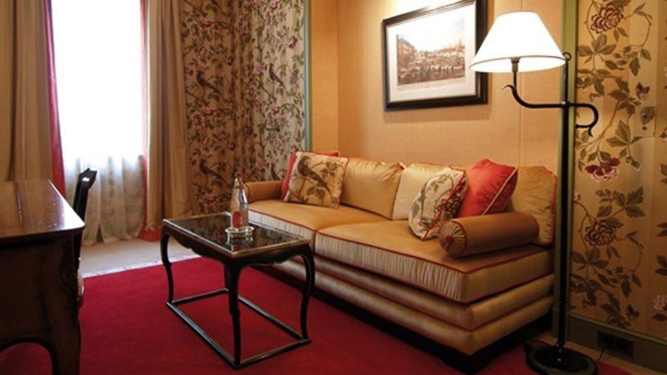 Hostellerie de Plaisance Village House Suite