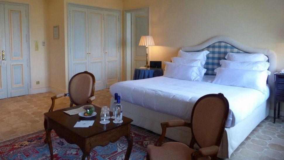 Hostellerie de Plaisance Vineyard House Deluxe Room