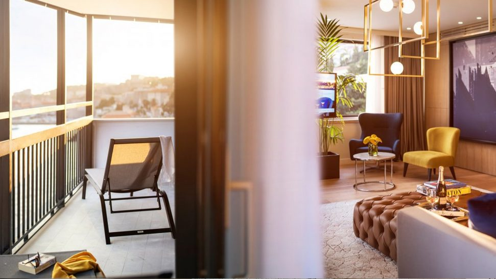 Hotel Excelsior Dubrovnik Deluxe Suite