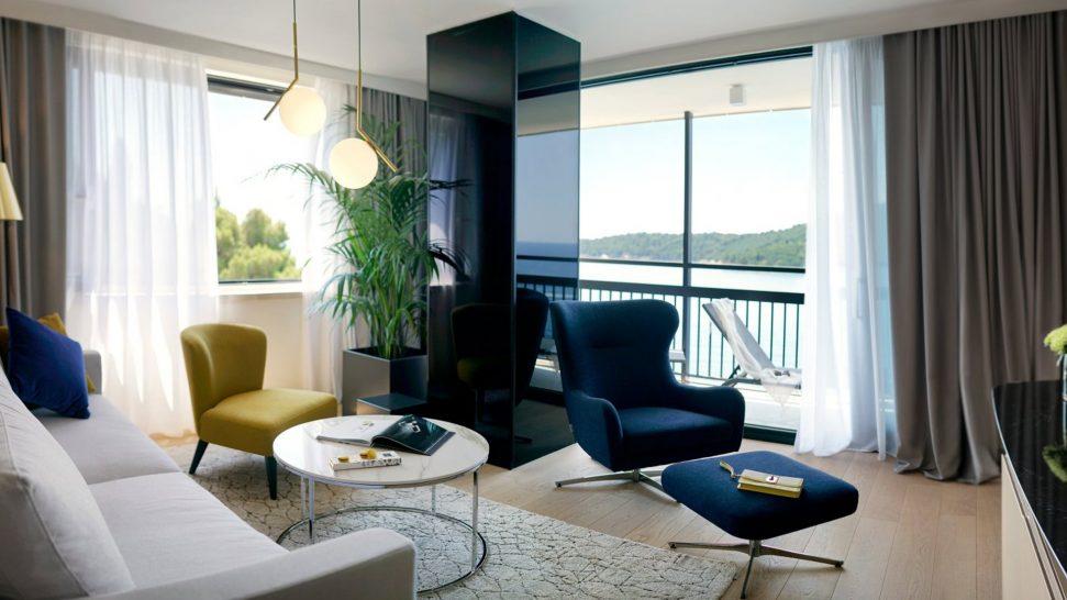 Hotel Excelsior Dubrovnik Executive Suite