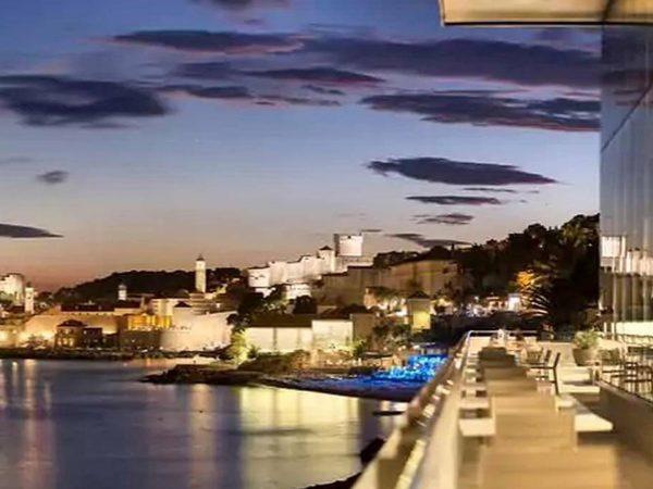 Hotel Excelsior Dubrovnik Hotel Front View