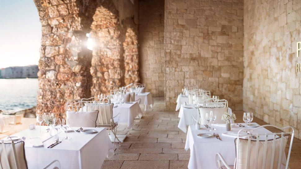 Hotel Excelsior Dubrovnik Prora Restaurant