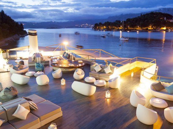 Hotel Excelsior Dubrovnik Spinaker Restaurant Lounge Bar
