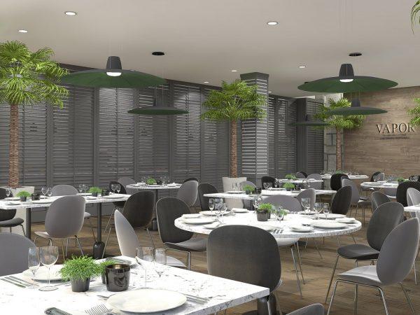 Hotel Excelsior Dubrovnik Vapor Restaurant