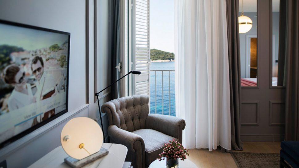 Hotel Excelsior Dubrovnik Villa Odak Superior Room