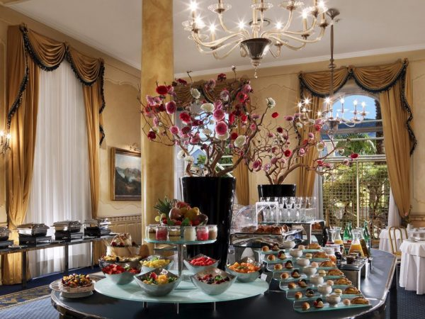 Hotel Splendide Royal Lugano Breakfast