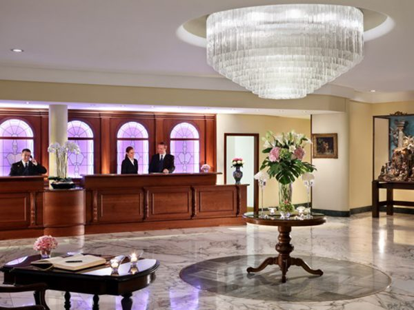 Hotel Splendide Royal Lugano Interior