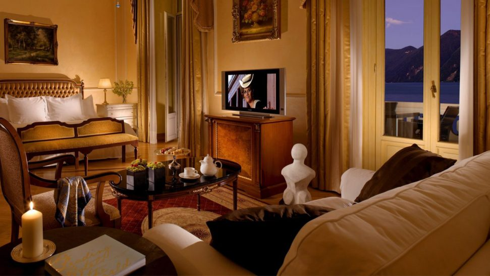 Hotel Splendide Royal Lugano Junior Suite Palace