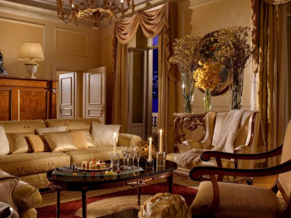 Hotel Splendide Royal Lugano Presidential Suite