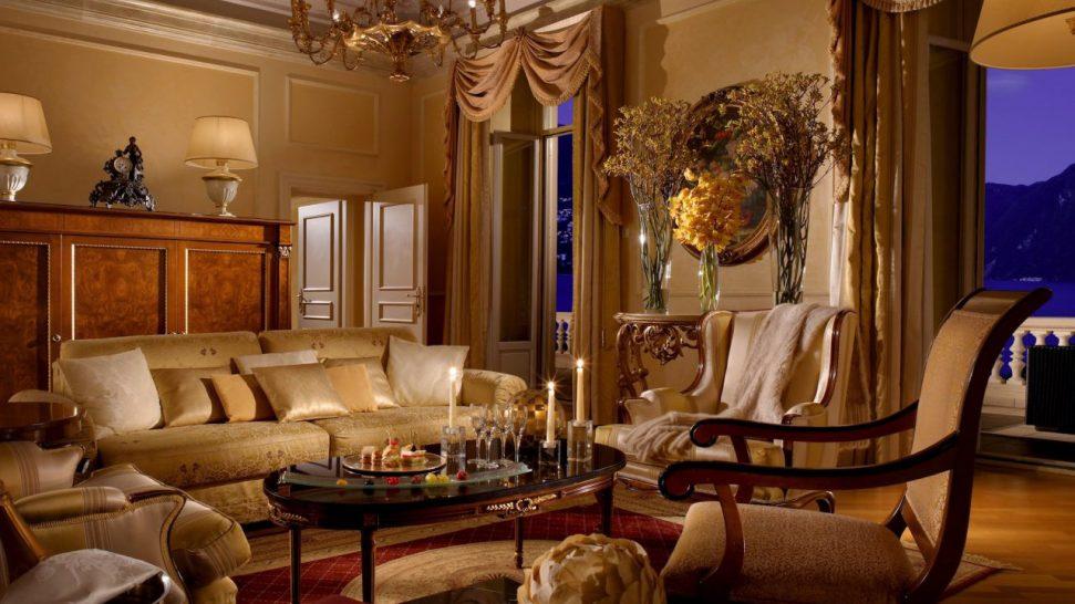 Hotel Splendide Royal Lugano Presidential Suite