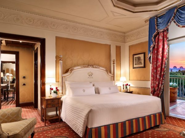 Hotel Splendide Royal Rome Deluxe Royal Wing Deluxe Room ROYAL