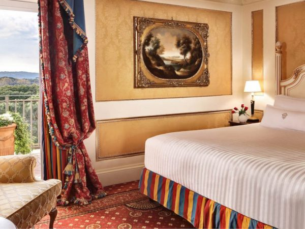 Hotel Splendide Royal Rome Deluxe Royal Wing Deluxe with terrace Royal