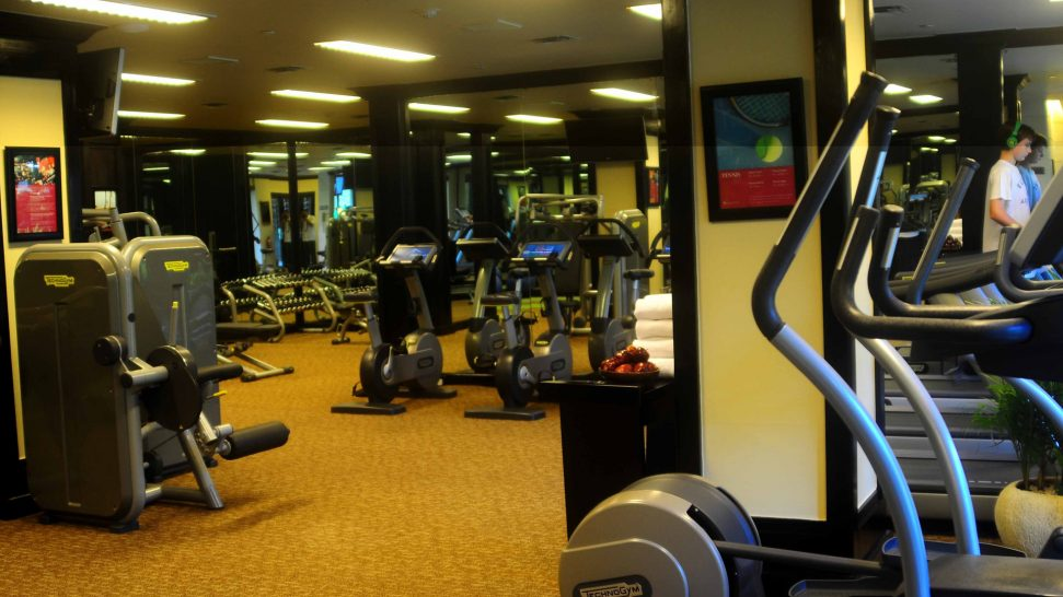InterContinental Bali Resort Fitness Centre