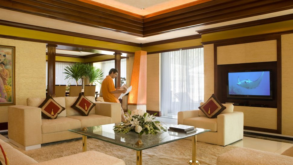 InterContinental Bali Resort Jivans Villa