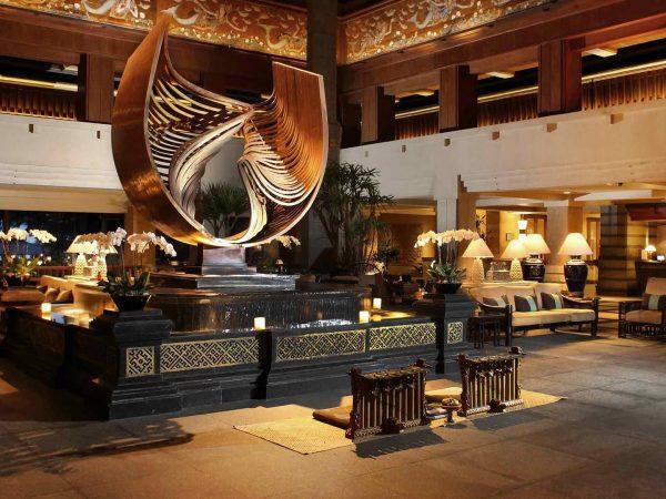 InterContinental Bali Resort Lobby