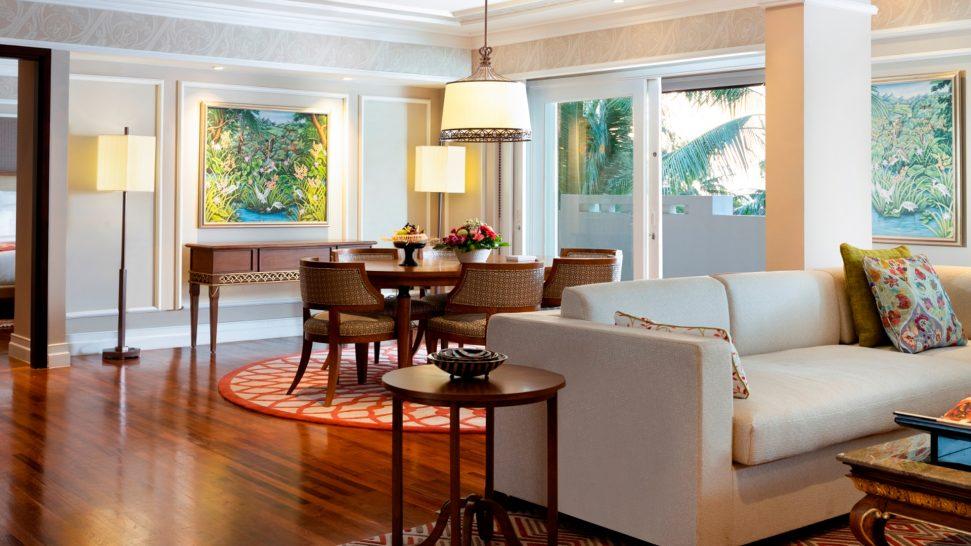 InterContinental Bali Resort Pecatu Suite