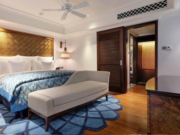 InterContinental Bali Resort Premium Duplex Suite