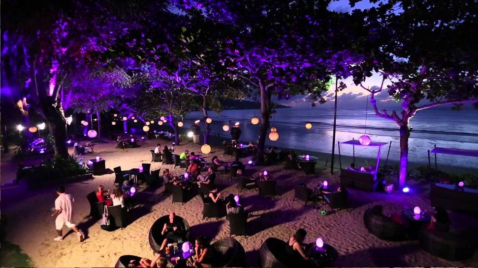 InterContinental Bali Resort Sunset Beach Bar And Grill