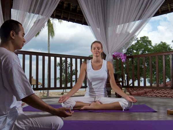 InterContinental Bali Resort Yoga