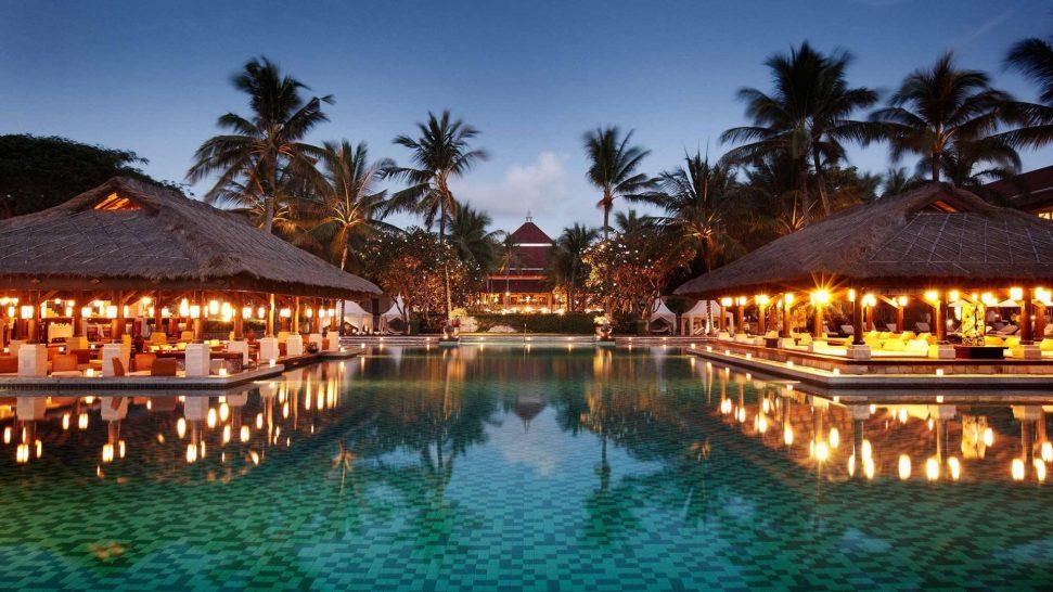 Intercontinental Bali Resort Jimbaran Gardens